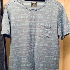 Hurley Dri-Fit T Shirt! Hawaiian Sytle